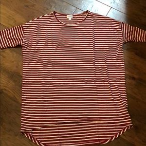 LulaRoe Striped Irma